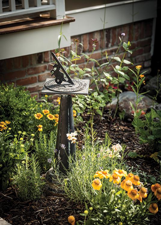 Welcome to the Neighborhood - Sundial