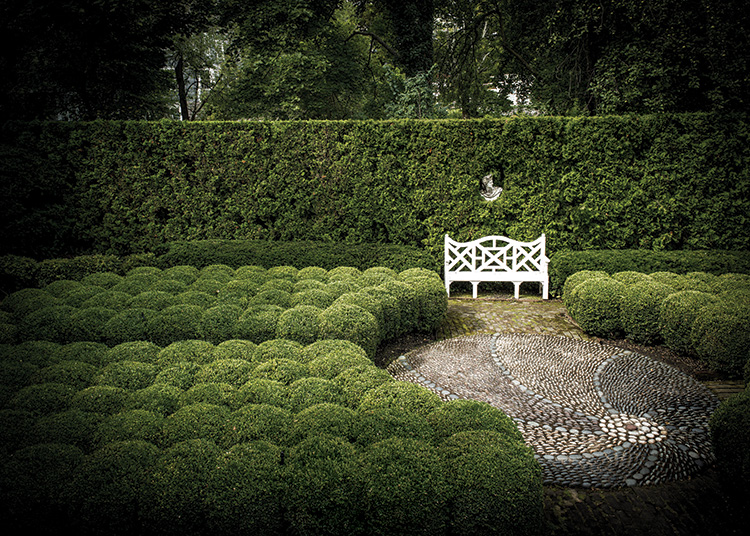 Gardens That Beckon - Bench