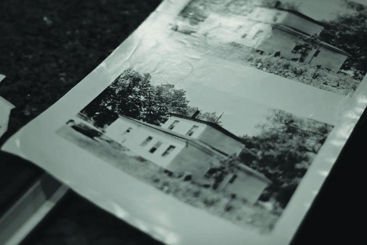 Living History - 1957 Photo