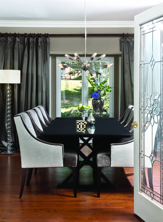 Welcome Home - Dining Room