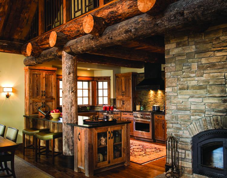 Wonder in the Woods - Kitchen