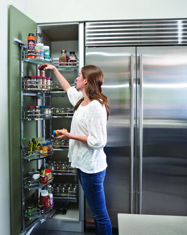 Cooking Up Modern - Storage