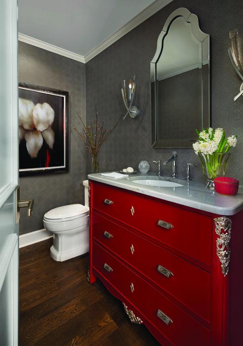 Baths - Powder Room