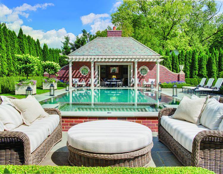 A Classic Splash - Terrace