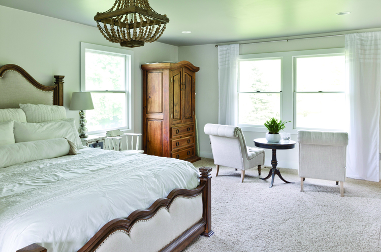 Farmhouse Flair - Master Suite