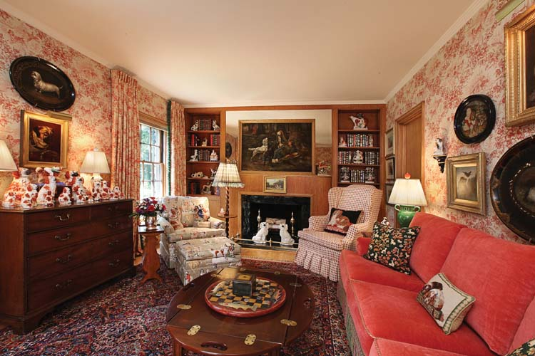 Refreshing a Classic - Family Room