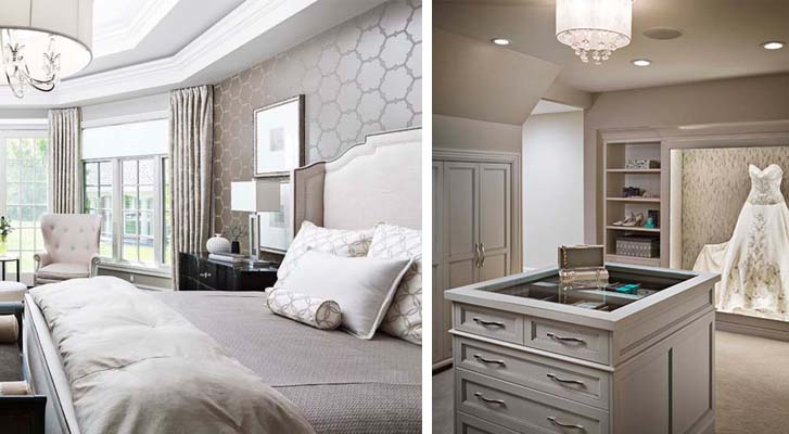 Isn't it Grand - Master Bedroom