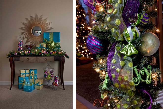 Very Merry Modern - Collage