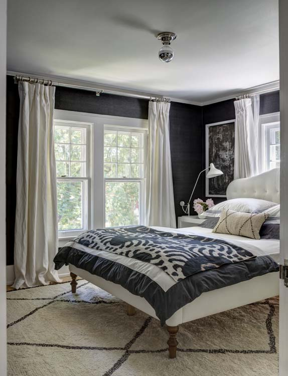 A Place of Her Own - Master Bedroom