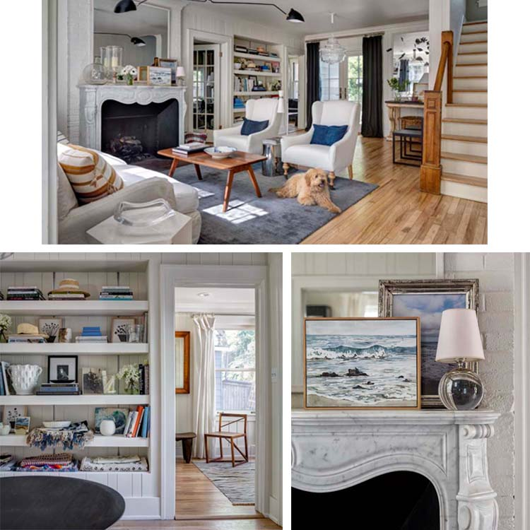 A Place of Her Own - Living Room