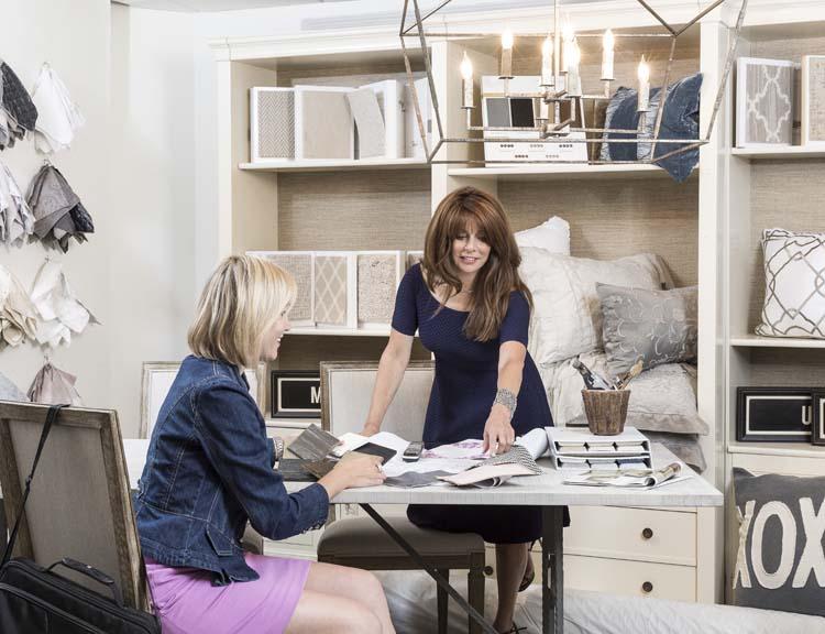 Rhapsody in Blue - Kathleen McKay & Client