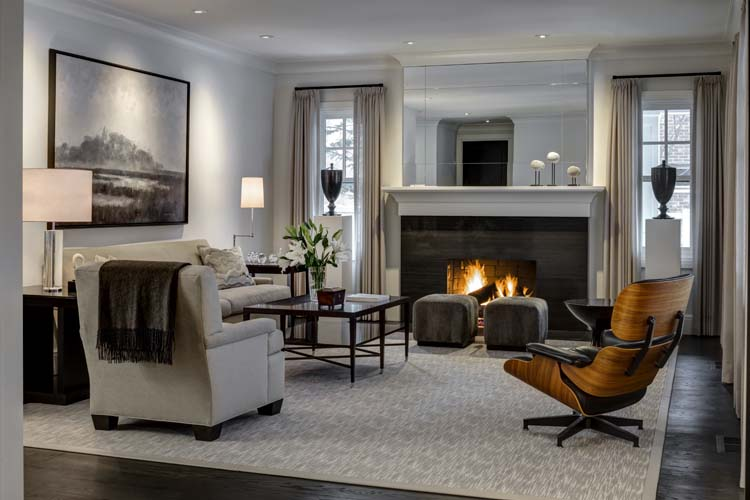 Laid-Back Luxe - Living Room