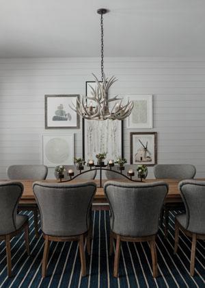 Farmhouse Flair - Dining Room