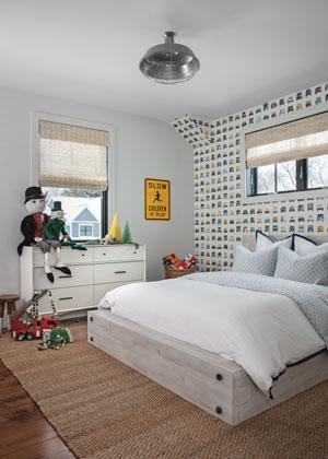 Farmhouse Flair - Bedroom