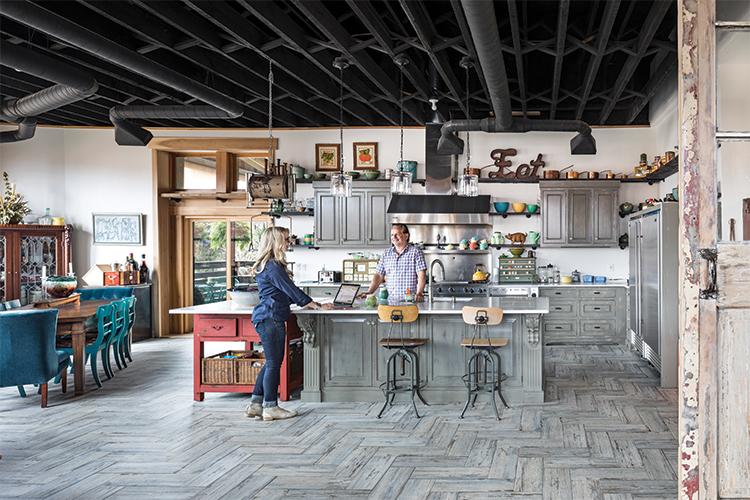 Story Time - Kitchen