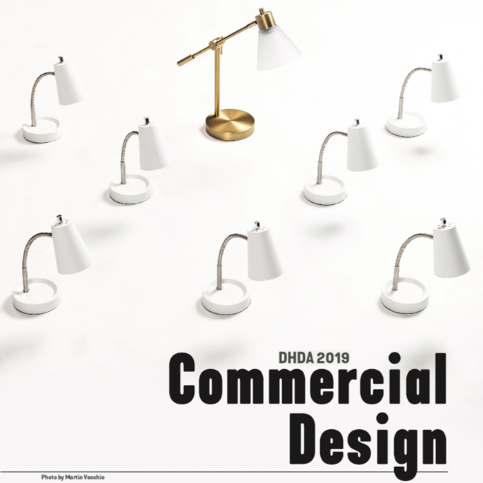 DHDA 2019 Commercial Design