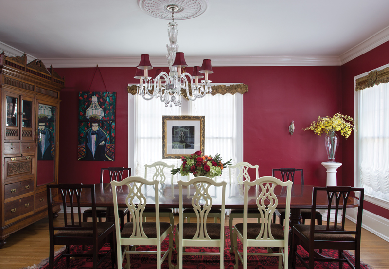 Terek Dining Room