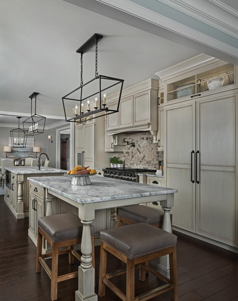 Meg Corley Premier Interiors - Kitchen Design