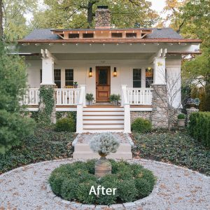 Pleasant Ridge Craftsman - After