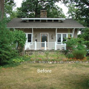 Pleasant Ridge Craftsman - Before