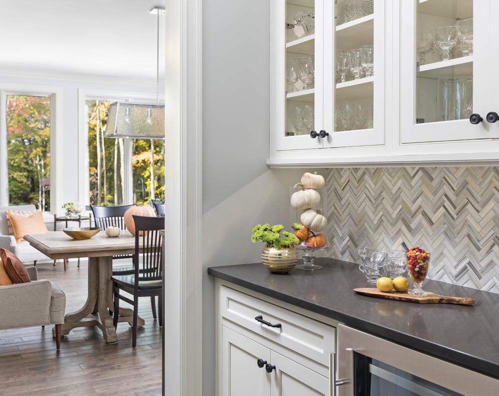 Key Designs kitchen details