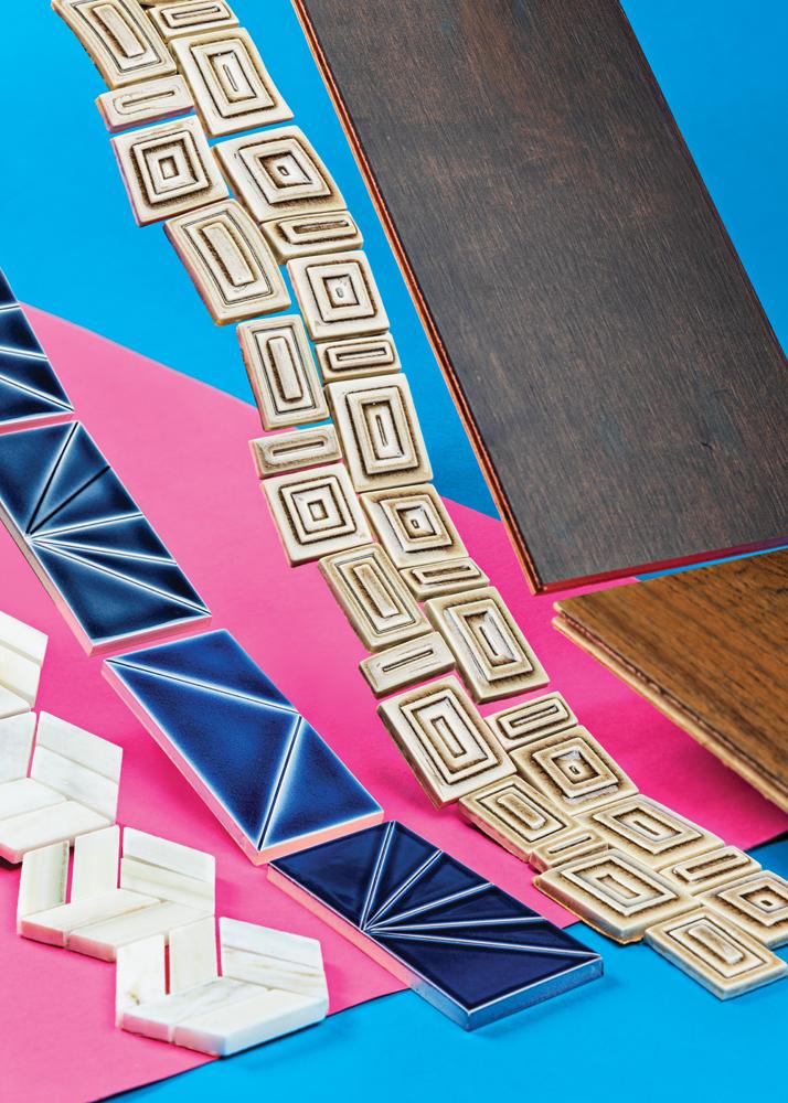 Marvelous Materials - Best of Detroit Home 2019