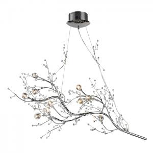 Elk Group International Viviana 10 light chandelier in polished chrome