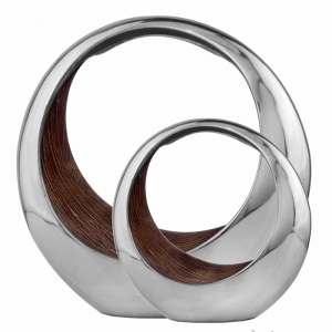 Langley Street Dangelo silver ring decorative bowls