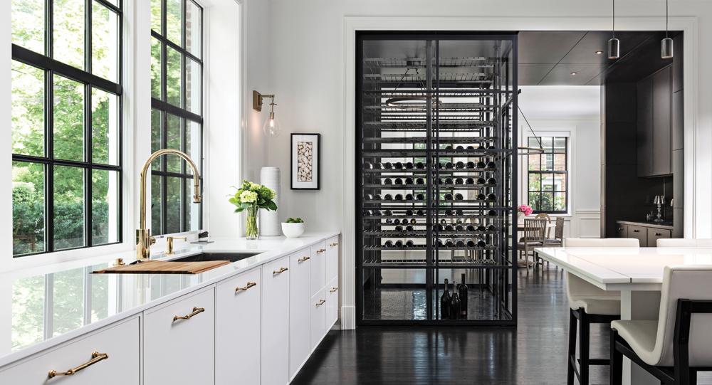 2020 Detroit Design Awards - Custom Cabinet Installation - 1st Place