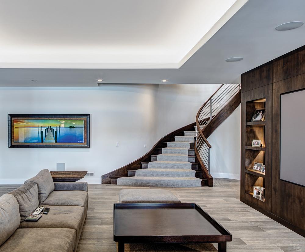2020 Detroit Design - Custom Cabinet Installation - 3rd Place