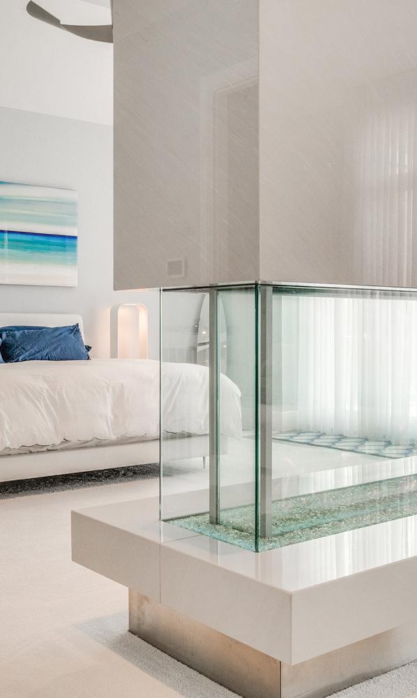 2020 Detroit Design Awards - Fireplace - 3rd Place