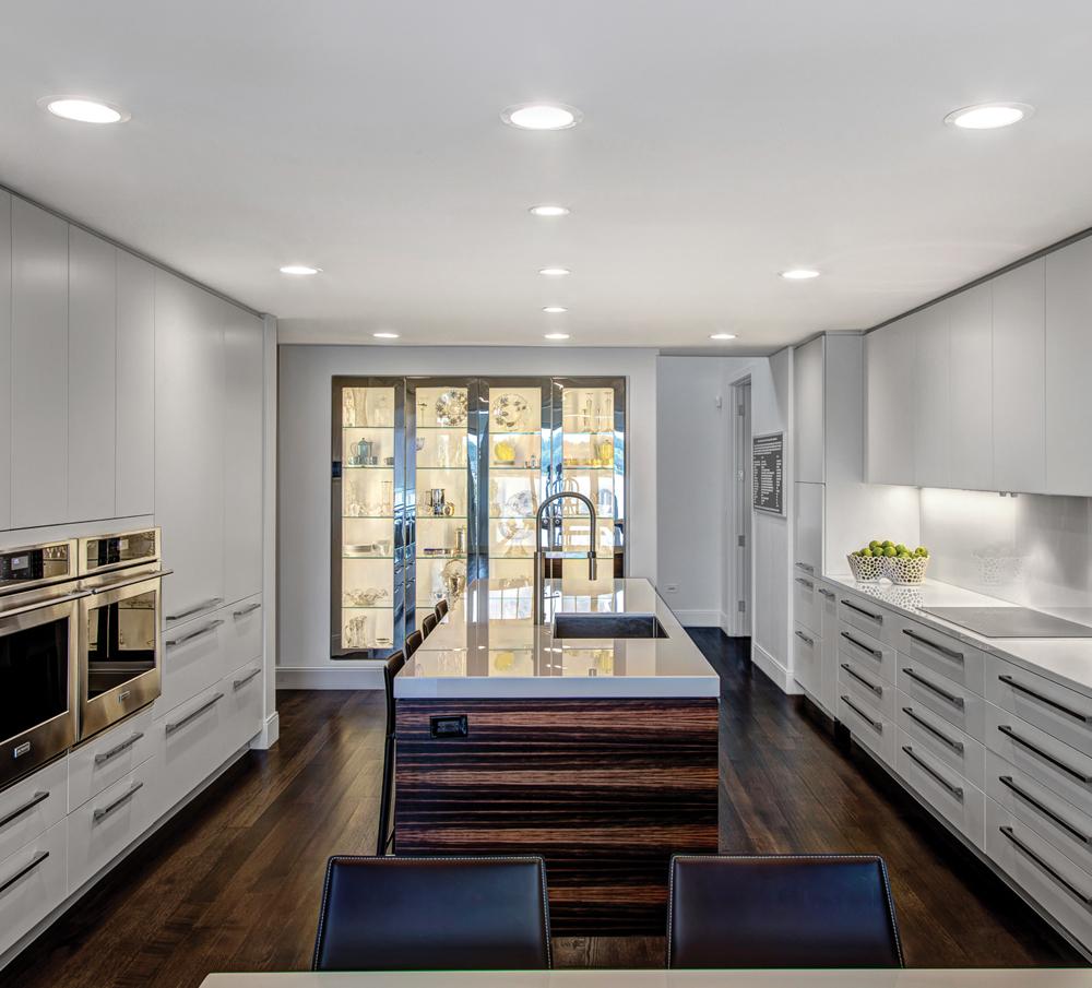 2020 Detroit Design Awards - Interior/Exterior Lighting - 3rd Place