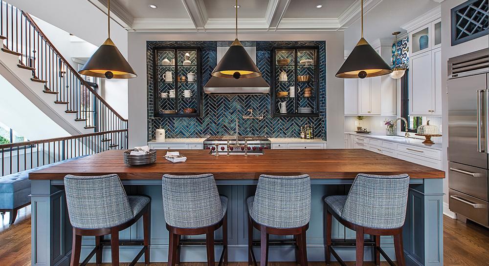 2020 Detroit Design Awards - Interior Use of Tile - 1st Place