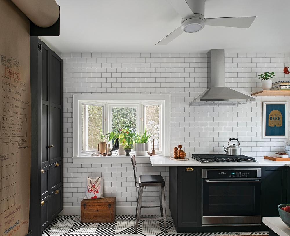 2020 Detroit Design Awards - Interior Use of Tile - 2nd Place