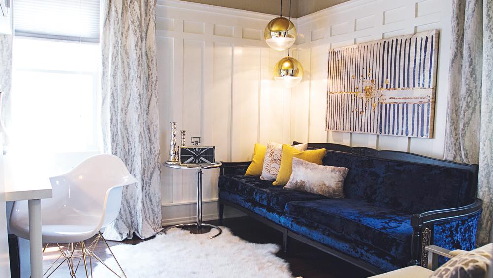 2020 Detroit Design Awards - Repurposed Furniture - 1st Place