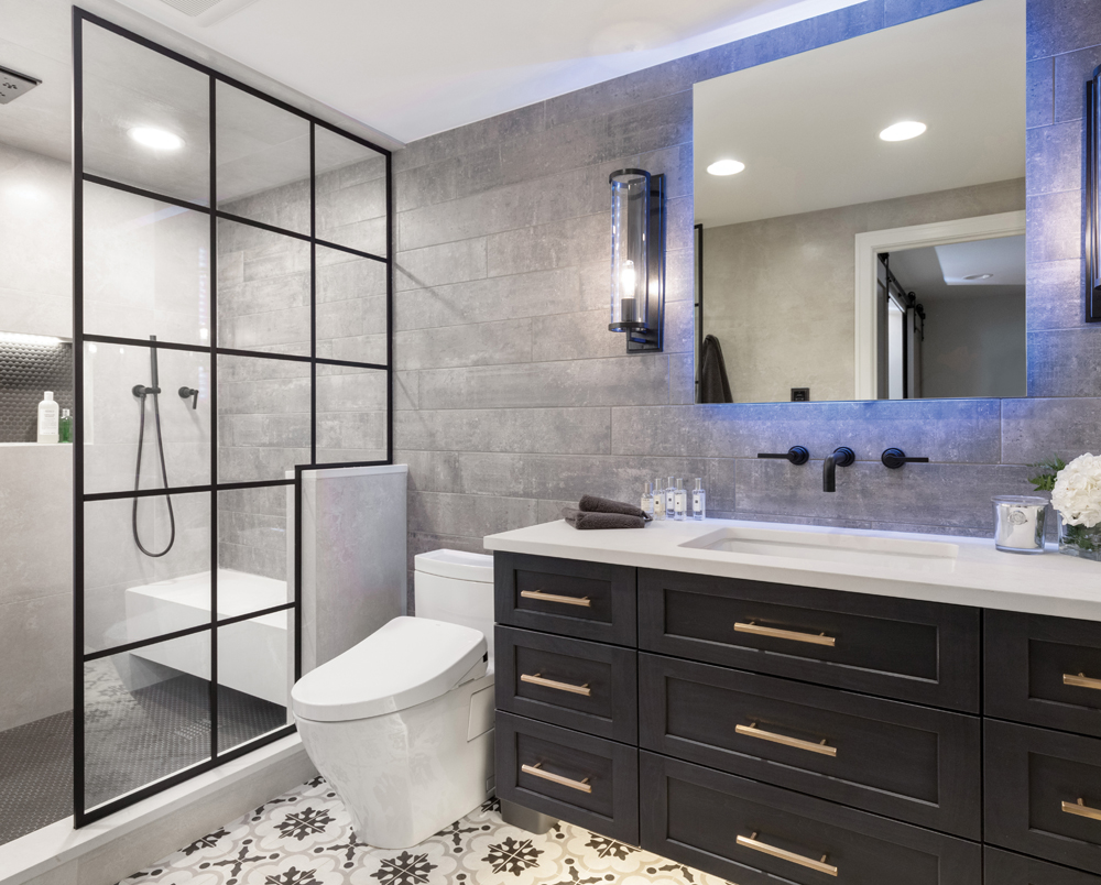 2020 Detroit Design Awards - Bath Up to 150 - 2nd Place