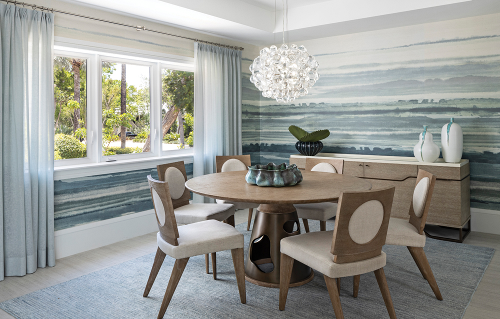 2020 Detroit Design Awards - Contemporary Dining Room - 1st Place