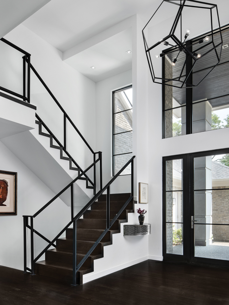 2020 Detroit Design Awards - Contemporary Foyer - 2nd Place