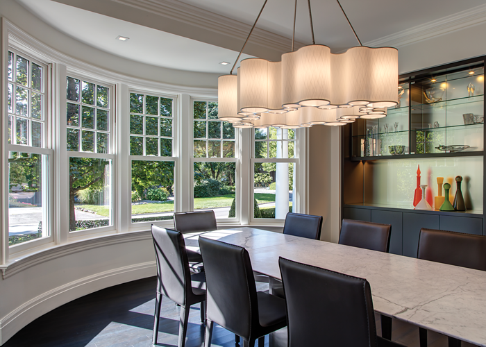 Heller & Associates with Kukes Simons Interior - Photography by Mike Kline