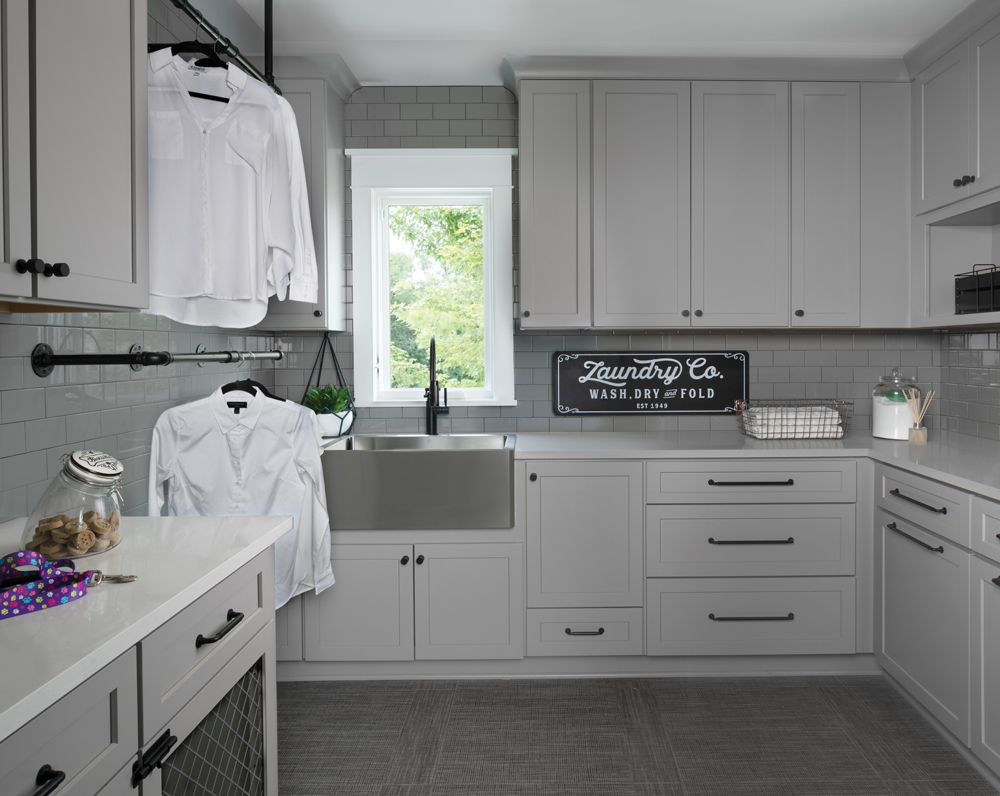Laundry Room - 2nd Place
