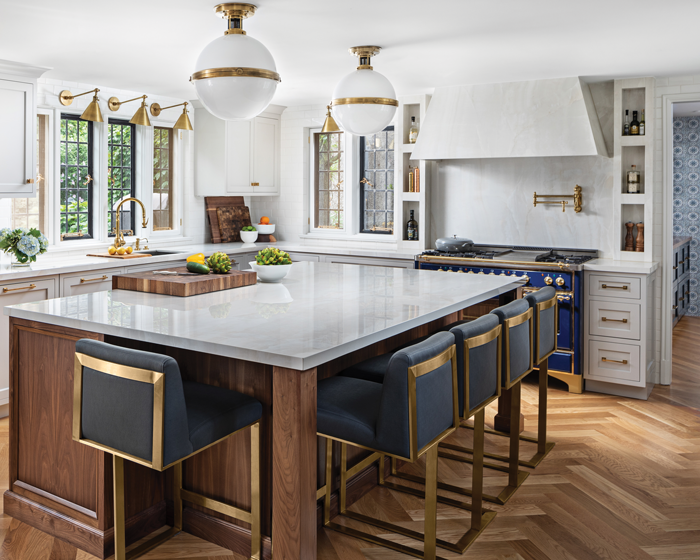 Maison Birmingham with Victoria Strickler Scott Shuptrine Interiors - Photo by Martin Vecchio