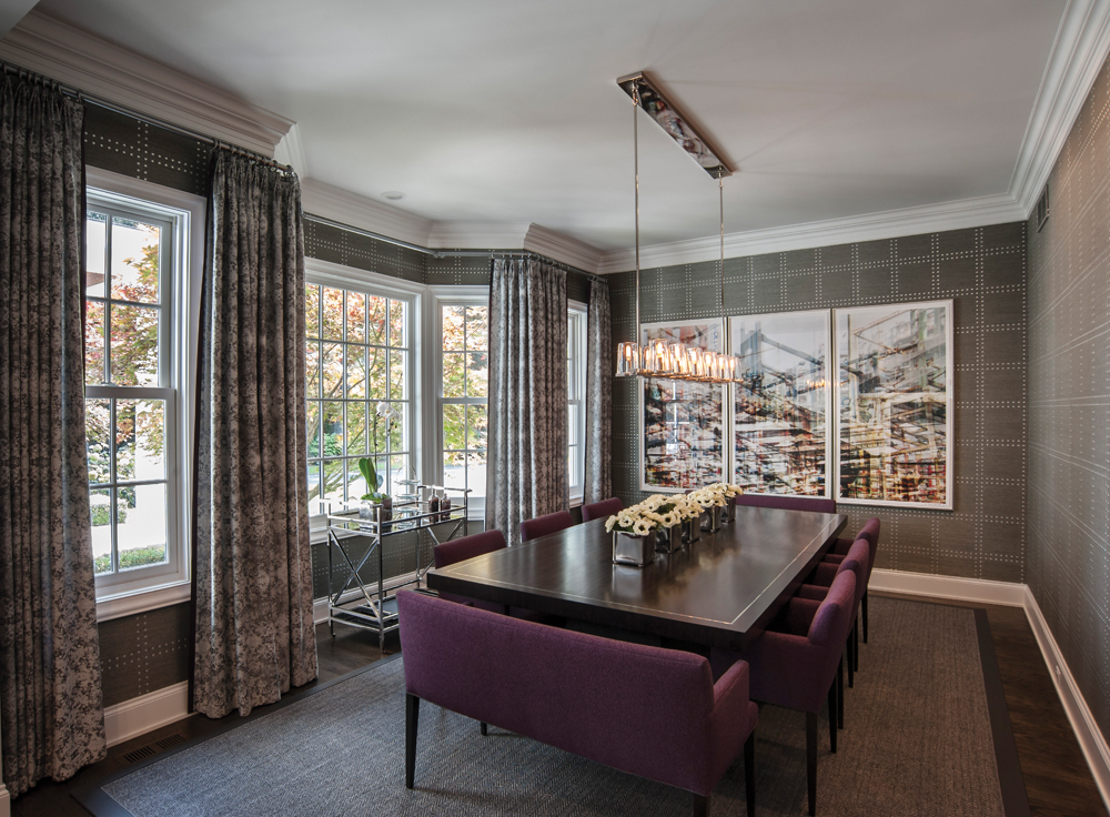 2020 Detroit Design Awards - Traditional Dining Room - 3rd Place