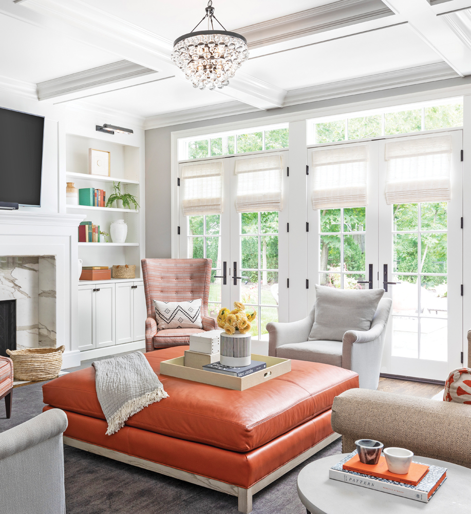 2020 Detroit Design Awards - Traditional Living Room - 2nd Place