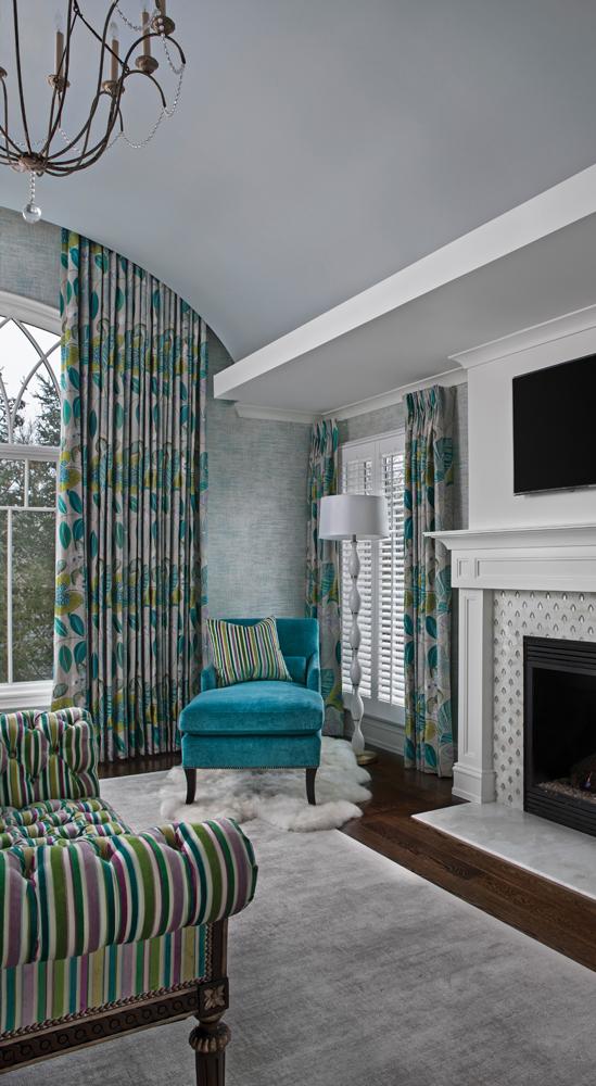 2020 Detroit Design Awards - Window Treatment - 1st Place