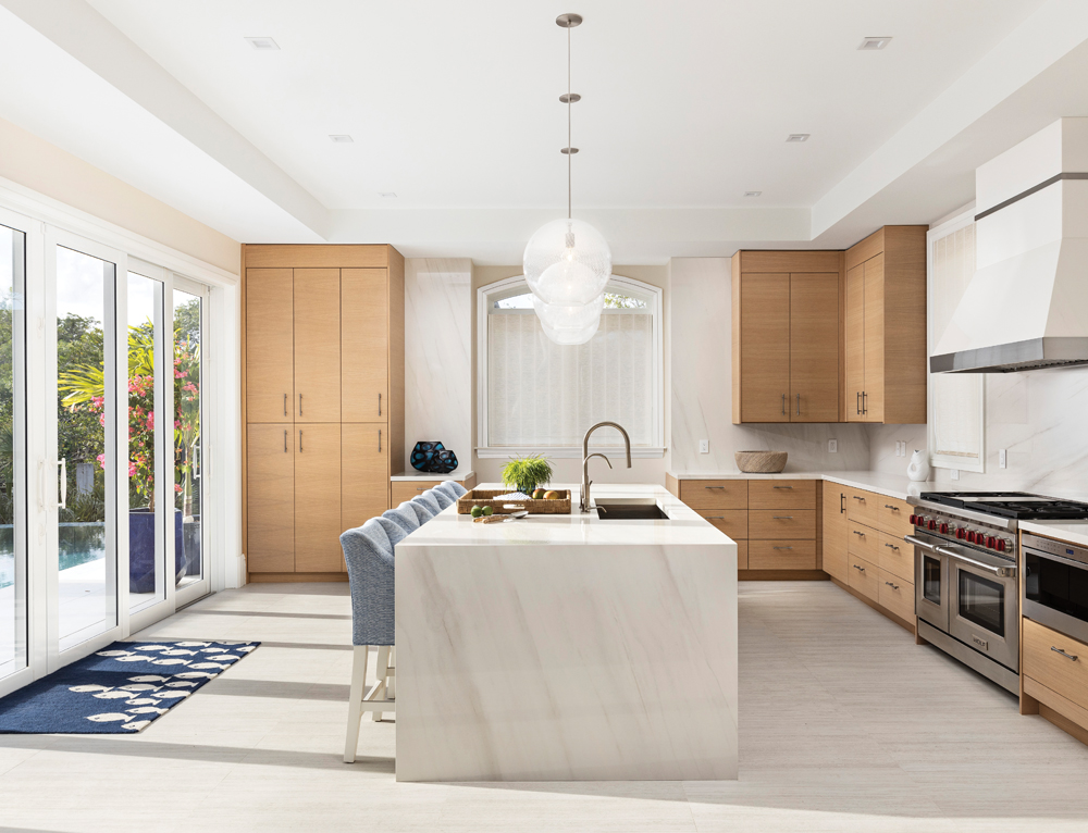 2020 Detroit Design Awards - Kitchen Between 201-500 - 2nd Place