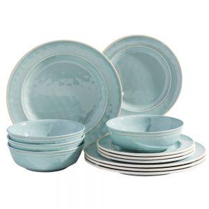 Cabana Melamine Dinnerware