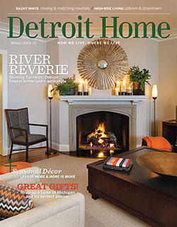 Detroit Home - Winter 2014