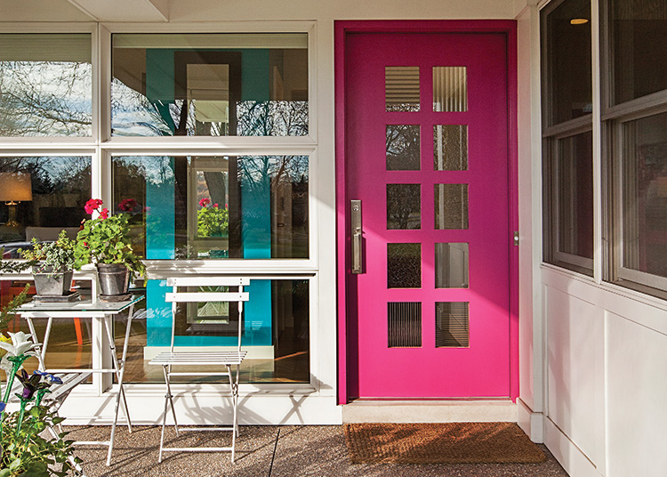 Bright On - Front Door