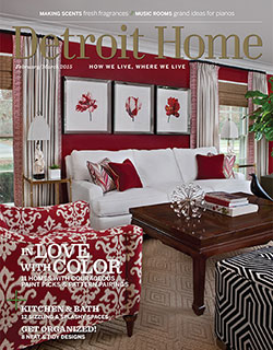 Gift Subscription to Detroit Home Magazine
