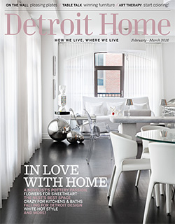 Detroit Home - February/March 2016